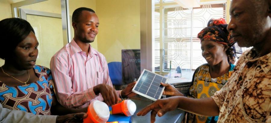 SNV energy access in Tanzania